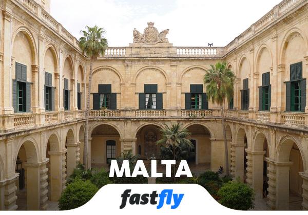 Grand Masters Palace malta