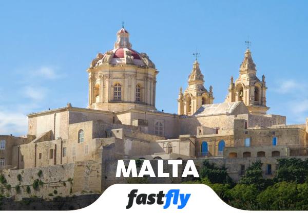 Mdina ve Rabat malta