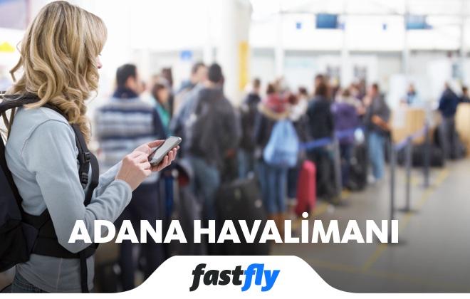 adana havalimanı uçak bileti