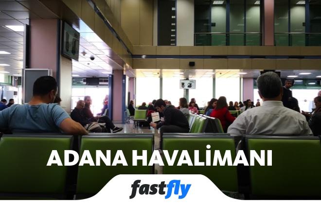 adana havalimanı uçak biletleri