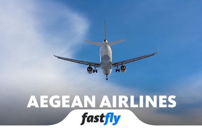 Aegean Airlines Uçak Bileti al