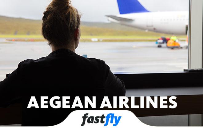 Aegean Airlines Uçakları