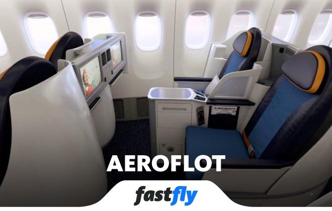 aeroflot uçakları