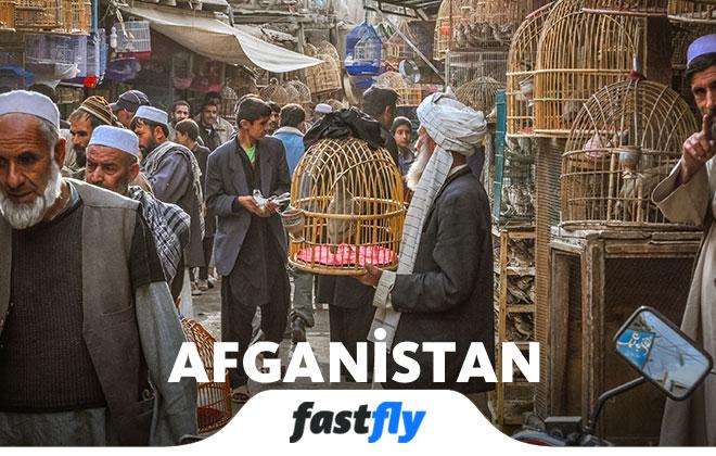 Afganistan gezilecek yerler