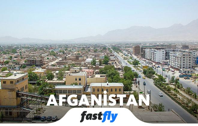 Afganistan oteller