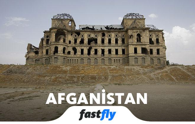 Afganistan tarihi yerler