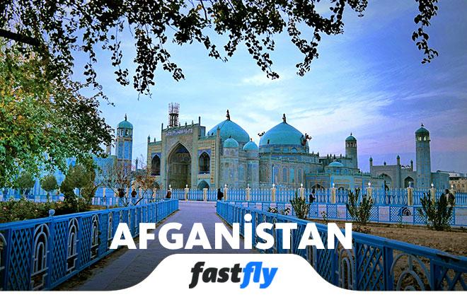 afganistan uçak bileti al