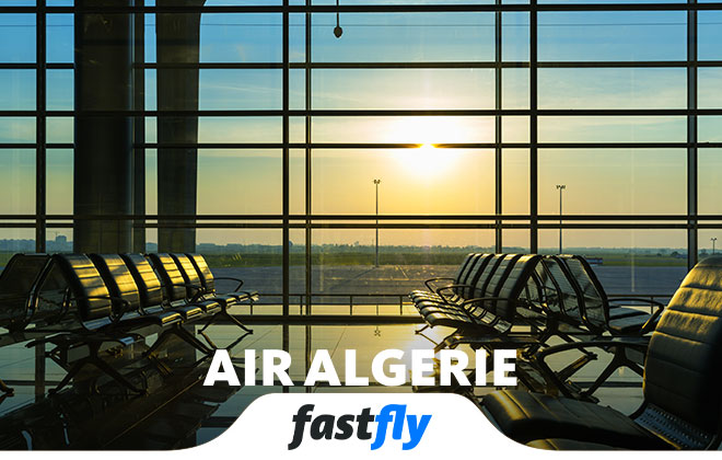 air algerie nerelere uçuyor