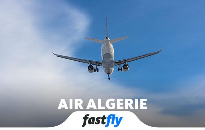 air algerie uçak bileti