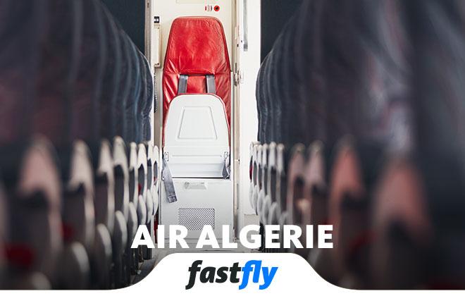 air algerie uçakları