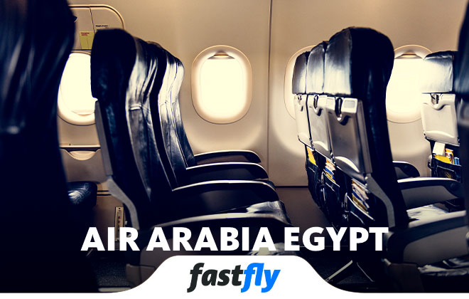 air arabia egypt uçak bileti