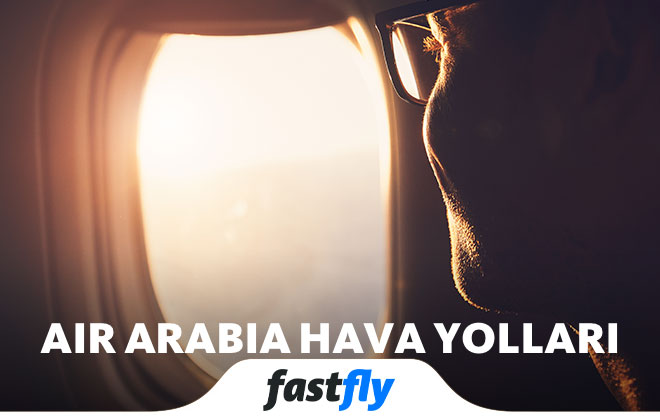 air arabia nerelere uçuyor