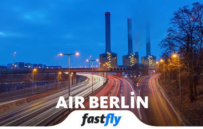 air berlin uçak bileti