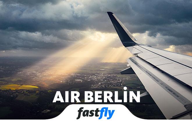 air berlin ucuz uçak bileti