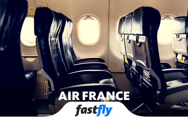 air france uçakları