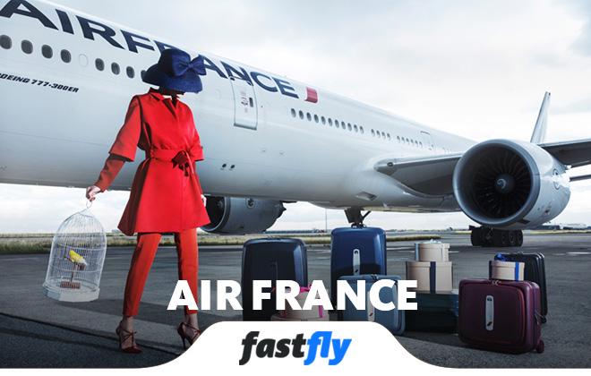 air france uçuş bilgileri