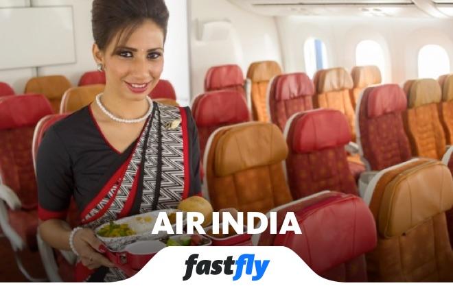 air india uçak bileti
