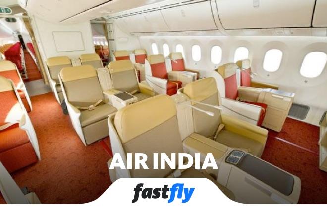 air india uçuşları