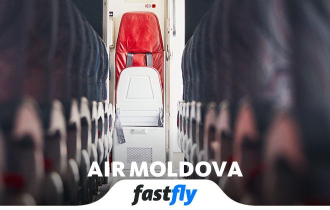air moldova uçakları