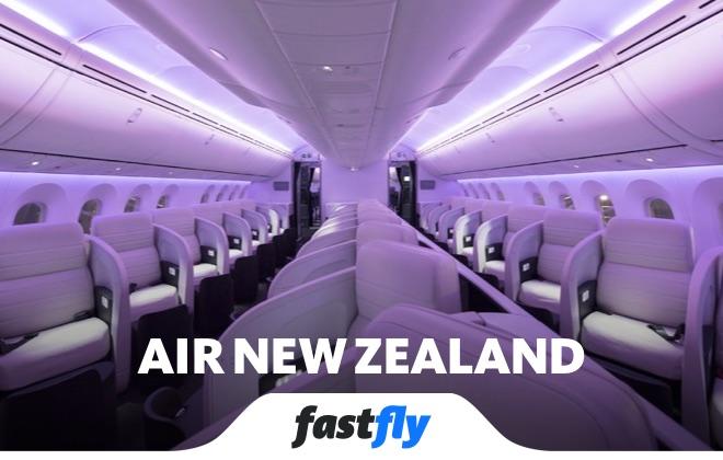 Air New Zealand hakkında