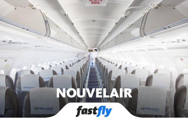 air nouvelair uçak bileti