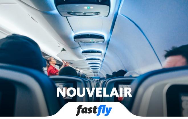 air nouvelair uçuşları