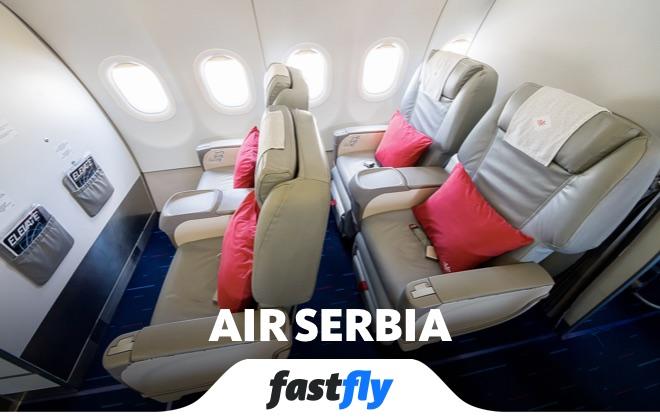 air serbia hava yolları
