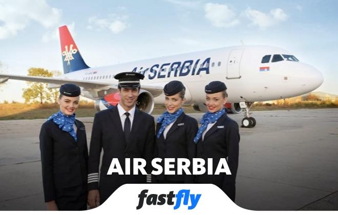 air serbia uçak bileti