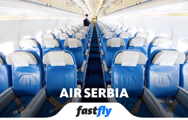air serbia uçuşlar