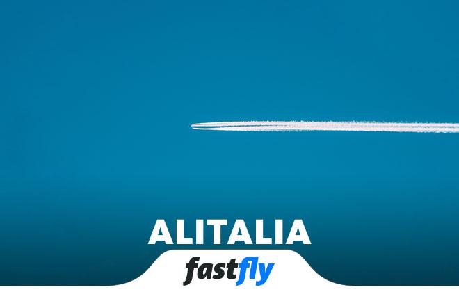 Alitalia uçakları