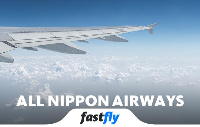 all nippon airways nerelere uçuyor