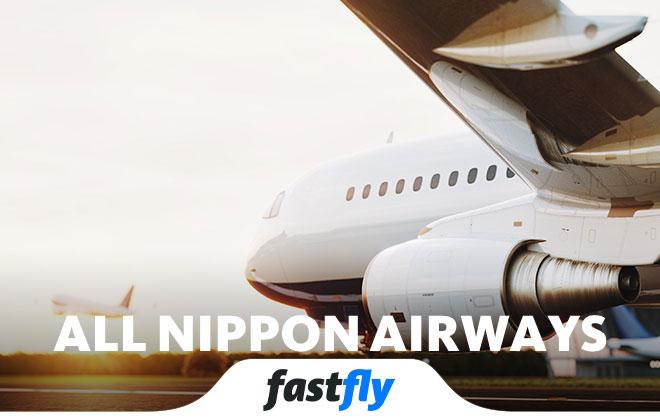 all nippon airways uçak bileti
