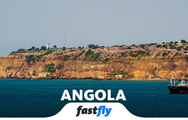 Angola gezilecek yerler