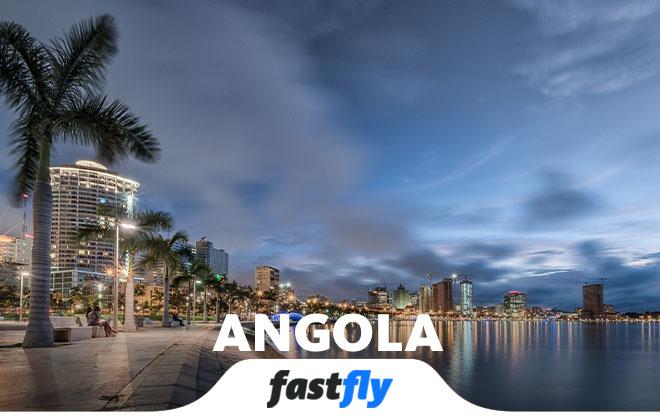 angola havalimanı
