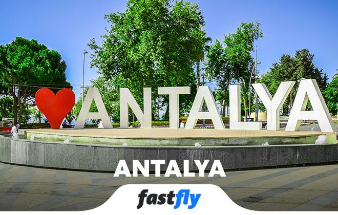 Antalya Hakkında