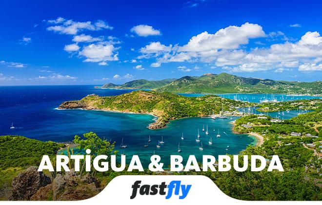 Antigua ve Barbuda gezilecek yerler