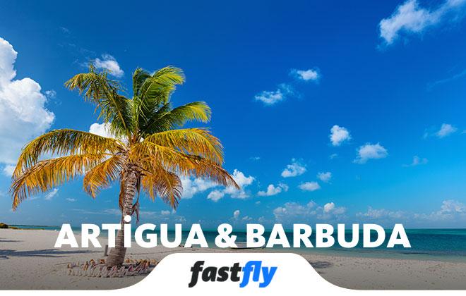 Antigua ve Barbuda tatil