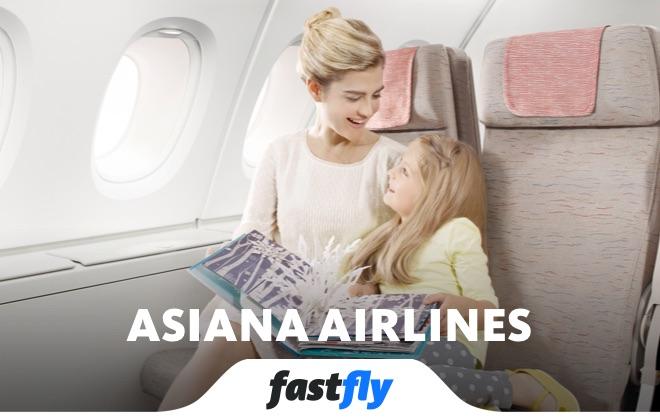 Asiana Airlines hakkinda