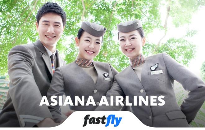 Asiana Airlines nerelere uçuyor