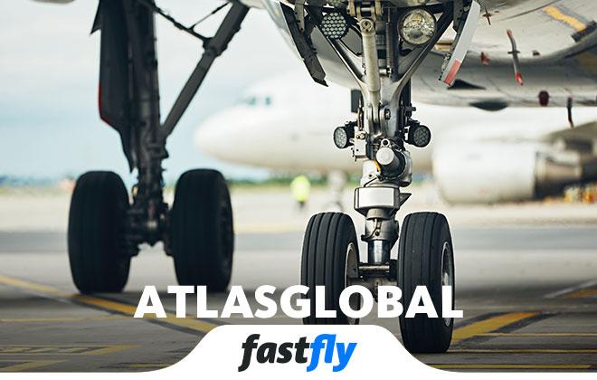 atlasglobal nerelere uçuyor