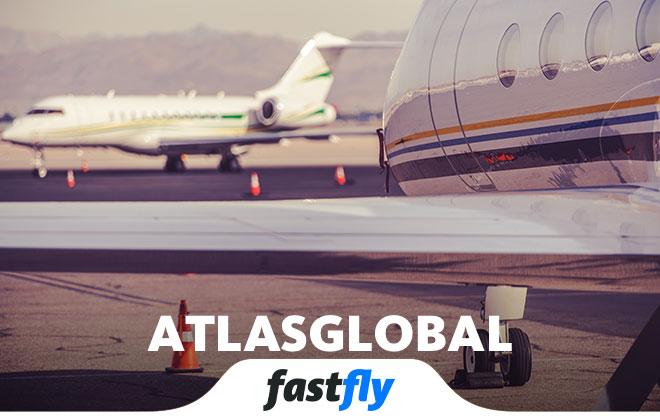 atlasglobal uçakları