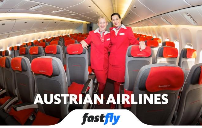 austrian airlines uçuşları