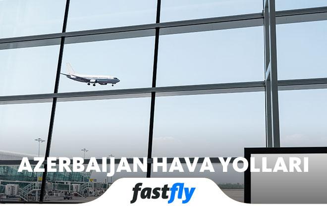azerbaijan hava yolları uçak bileti
