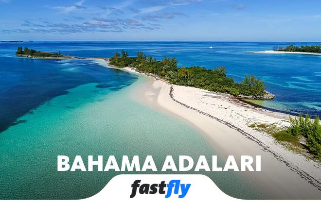 bahamalar nerede kalınır
