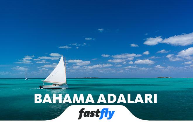 bahamalar ucuz uçak bileti