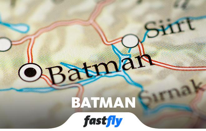Batman Hakkında