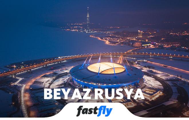 beyaz rusya uçak bileti