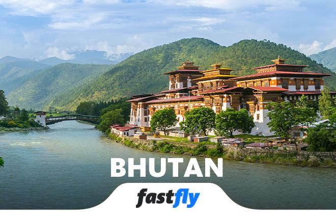 bhutan gezilecek yerler