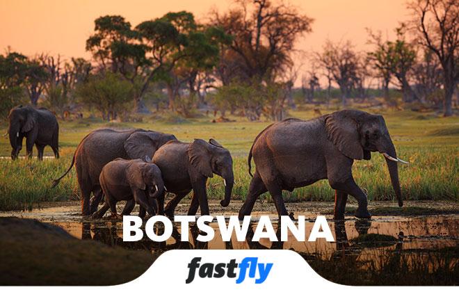 botswana tatil tur