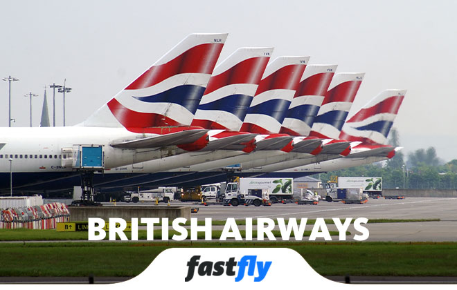 British Airways Uçak Bileti Rezervasyon